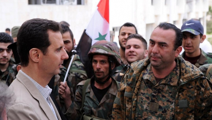صورة جرائم الأسد..تغيير ديمغرافي وتوطين شيعة إيران