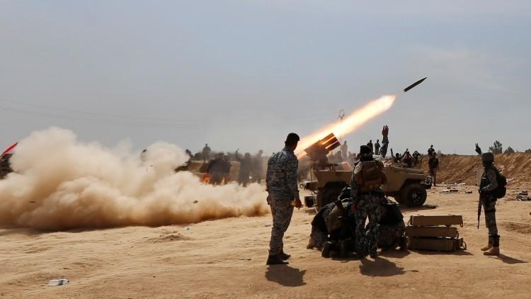 """صورة دير الزور..تنظيم الدولة يهاجم قوات """"النظام وقسد"""""""