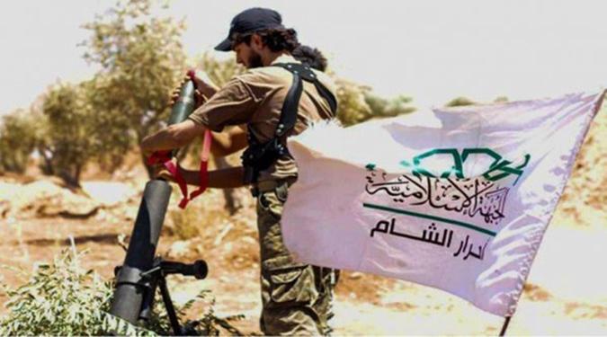 صورة جرابلس..حرب نفوذ بين درع الفرات وأحرار الشام