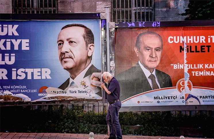 صورة حسابات خاطئة للعدالة والتنمية يمكن أن يدفع ثمنها أردوغان بالانتخابات