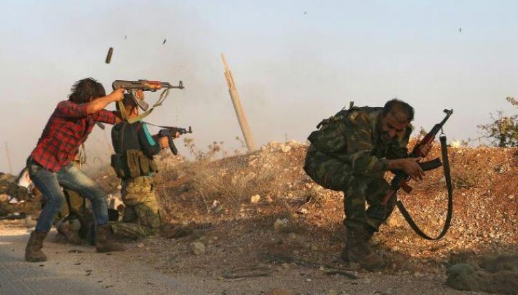 صورة الحر: براكيين من النيران تنتظر الأسد