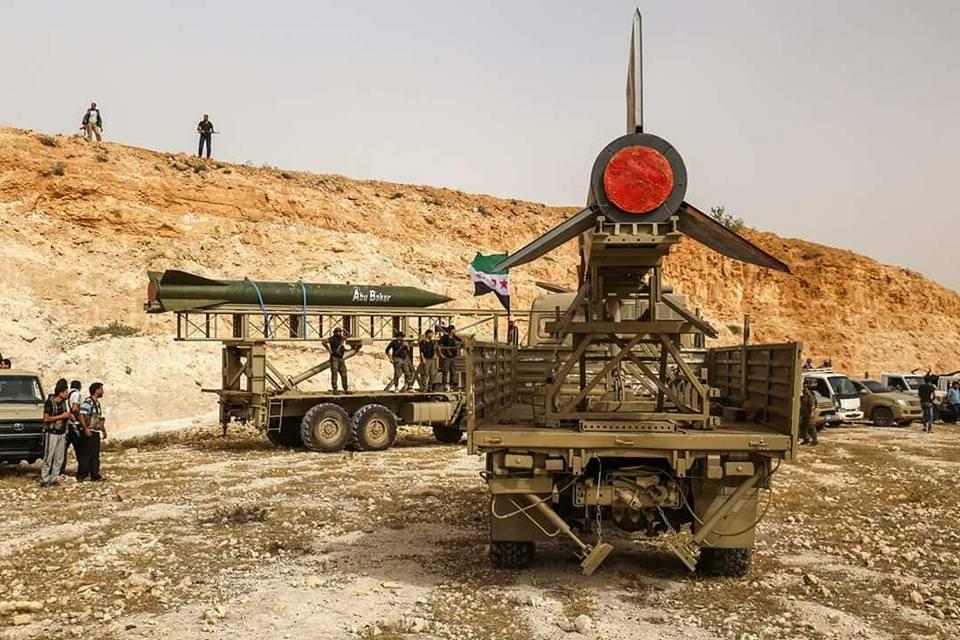 صورة صواريخ للحر تفوق 3 صواريخ سكود (صور)