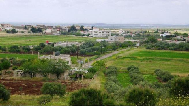 صورة مدينة سورية منسية..يعيش أهله ظروفا قاهرة
