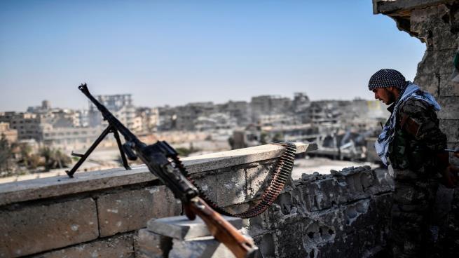 صورة معركة درعا..تعرّف إلى أبرز فصائل الجنوب