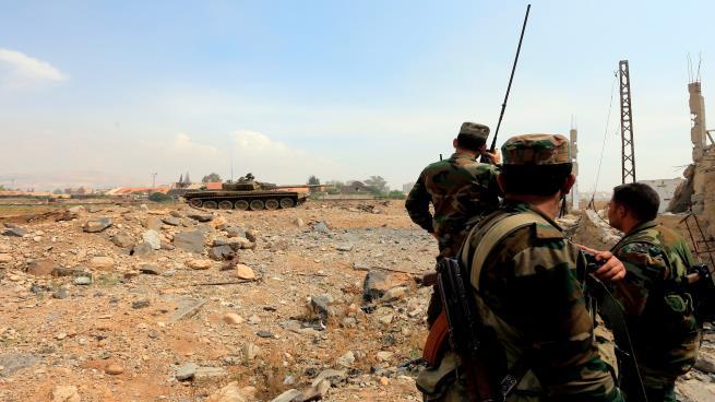 صورة واشنطن: أي هجوم على جنوب سوريا تتحمل مسؤوليته روسيا