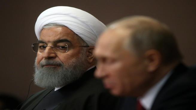 صورة صحيفة إيرانية: بوتين ..رجل مخادع