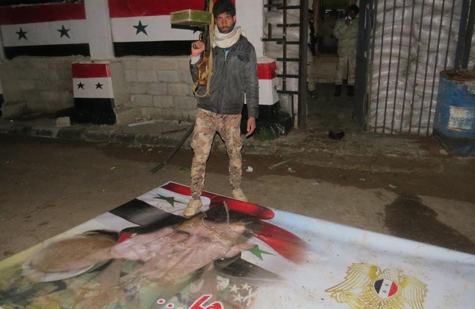 صورة درعا.. تشكيل لجنة للتفاوض مع الروس