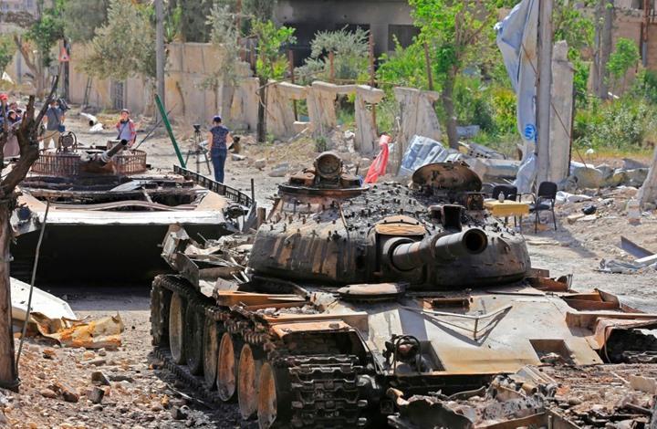 صورة لجنة أممية: الأسد ارتكب جرائم حرب في الغوطة