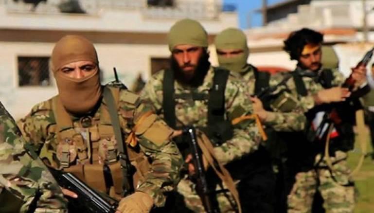 صورة تحرير الشام تسيطر على سرمين بإدلب