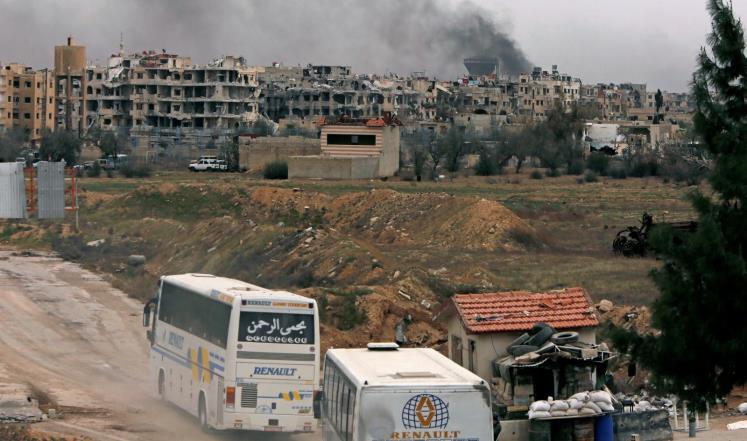 صورة سوريا.. بلد يصعب فيها تحصيل أبسط الحقوق