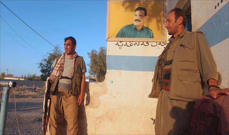 """صورة العمال الكردستاني: تركيا ستدفع """"ثمنا باهظا"""" في العراق"""