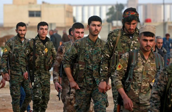 صورة صفقة سرية بين قسد وداعش