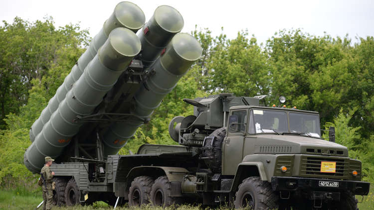 صورة هل زودت روسيا الأسد بصواريخ أس-300 سراً؟