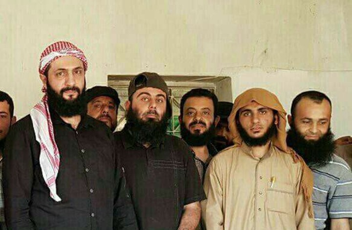 """صورة واشنطن تدرج """"تحرير الشام"""" على قائمة الإرهاب"""