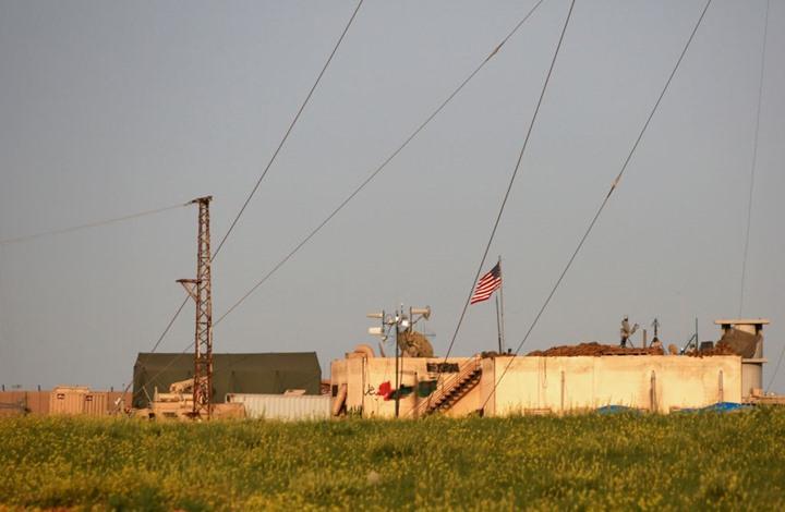 صورة سبوتنيك: 19 قاعدة أمريكية في سوريا