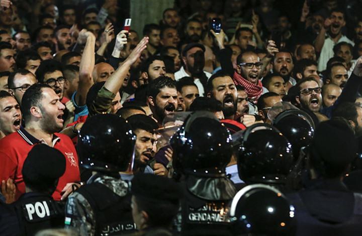 صورة الأردن بين سيناريوهات التصعيد والتهدئة