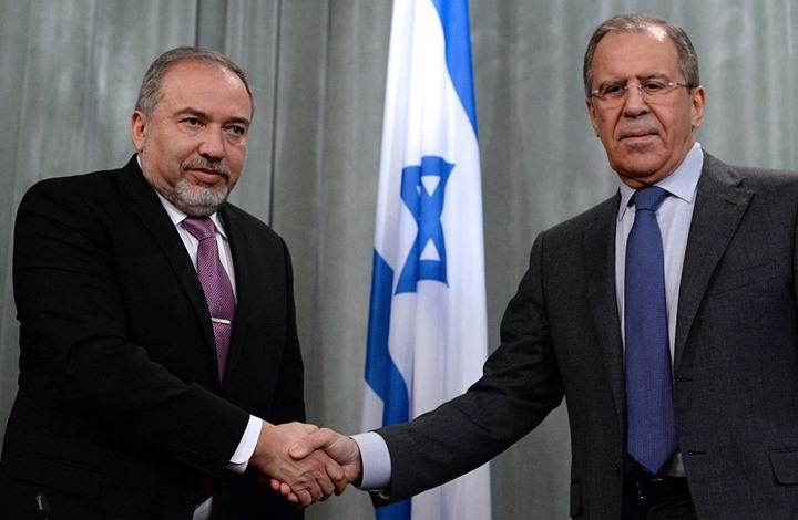صورة لقاء روسي إسرائيلي يحدد مصير سوريا..تفاصيل