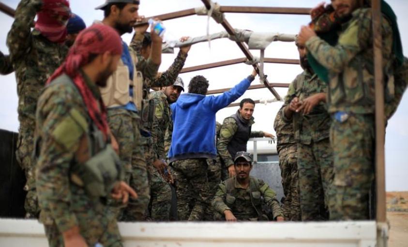 صورة قسد: لا يمكن التعويل على الحل العسكري بسوريا