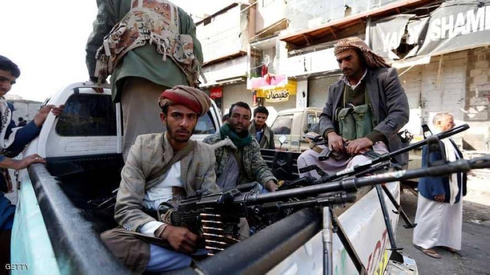 صورة هجوم صاروخي..الحوثيون يقتلون ثلاثة سعوديين