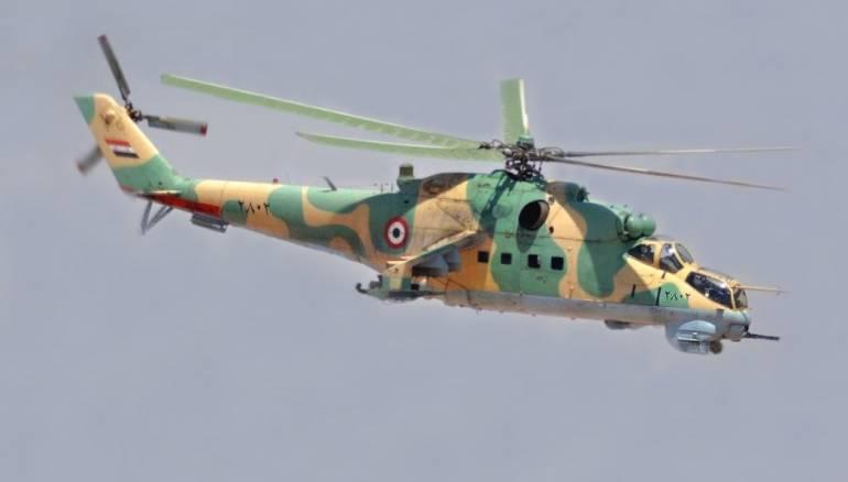 صورة النظام يهاجم جنوب سوريا بـ 12 برميل متفجر