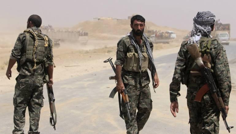 """صورة يلدريم: الهدف القادم بسط الأمن في """"عين العرب"""" والقامشلي والحسكة"""