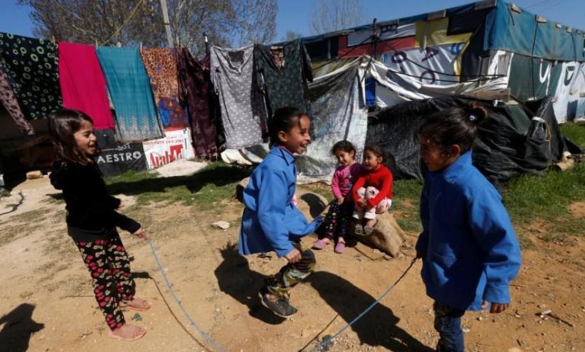 صورة لبنان: نعمل مع دمشق على إعادة آلاف اللاجئين