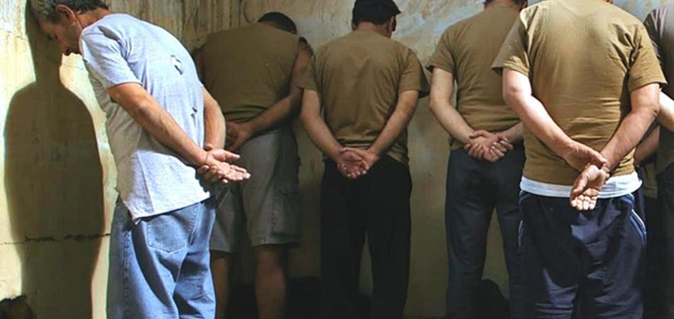 صورة حماة..النظام يطلق سراح 50 معتقل ويقتل 40 تعذيباً