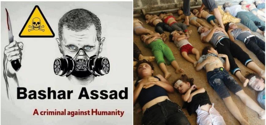 صورة الأمم المتحدة حذفت فقرات تدين الأسد بإستخدام الكيماوي