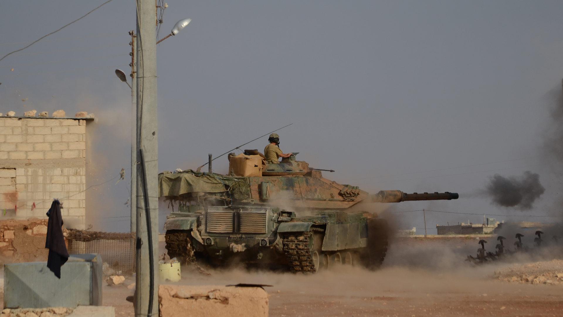 صورة واشنطن: لا تأكيدات حول هدنة في جنوب سوريا