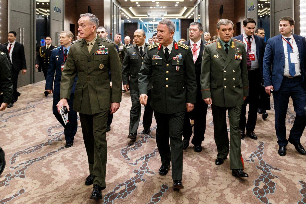 صورة موقف روسيا من التفاهمات التركية الأمريكية في سوريا