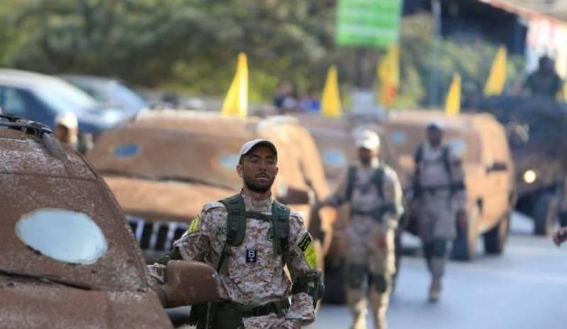 صورة موقع اسرائيلي: إيرانيون بزي قوات الأسد على الحدود