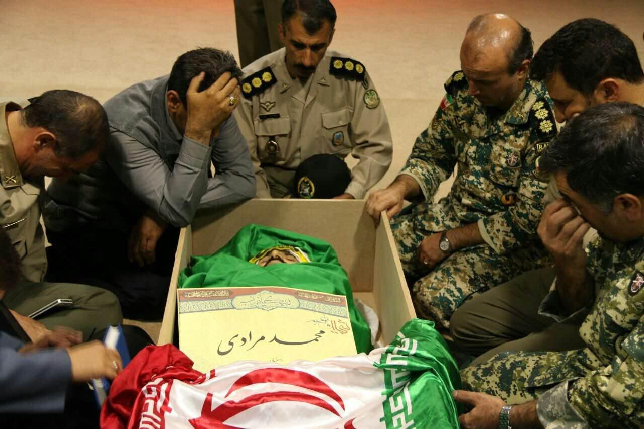 صورة الثوري الإيراني يخسر مسؤول قواته بدرعا