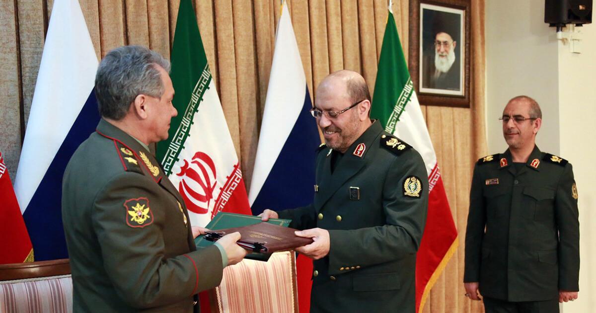 صورة مسؤول إيراني: روسيا طعنتنا مرتين إحداهما في سوريا