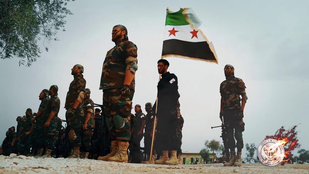 """صورة عفرين..اقتتال بين """"الجبهة الشامية"""" و """"لواء المعتصم"""""""