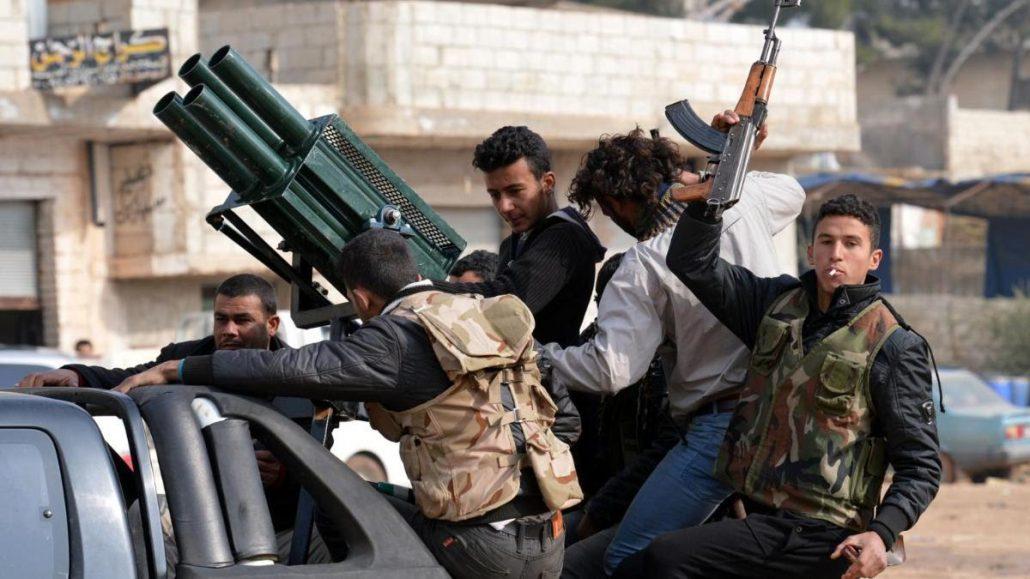 صورة المستقبل المجهول..هل تتحقق هدنة بين التنظيم وحر درعا؟