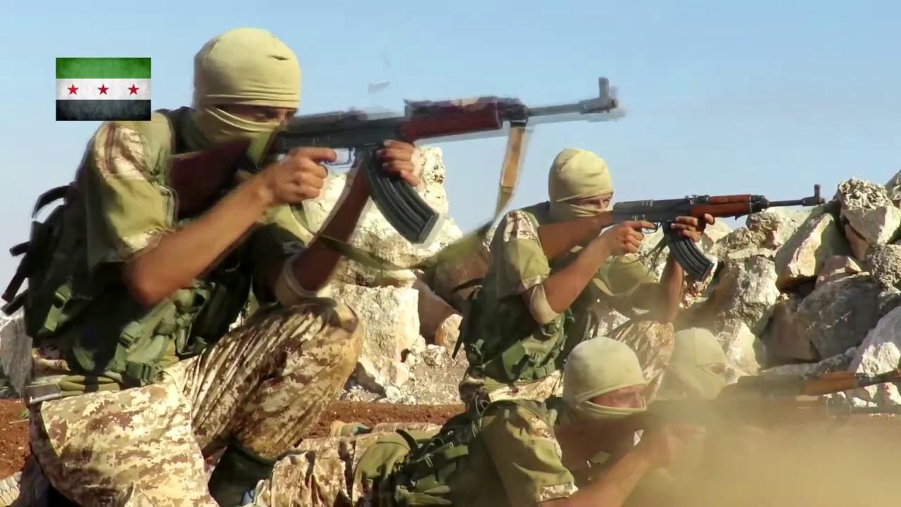 """صورة تشكيل جديد لـ""""الحر"""" بريف حلب"""