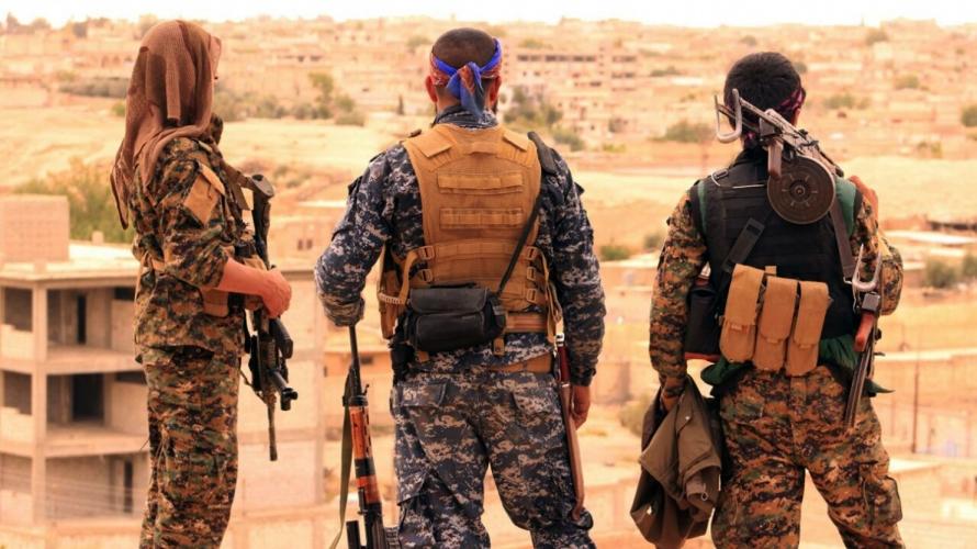 """صورة تنظيم الدولة يعود لـ """"حرب العصابات"""""""