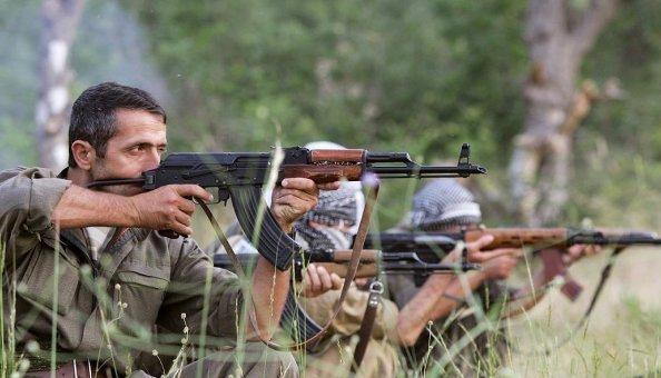 صورة العراق..تنظيم كردي يقتل ويصيب 27 من الثوري الإيراني
