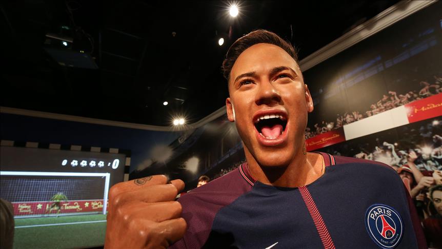 صورة نيمار: أنا أفضل لاعب في العالم