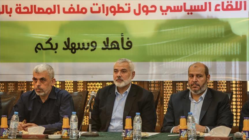 صورة إسرائيل تدرس اغتيال قيادات حماس