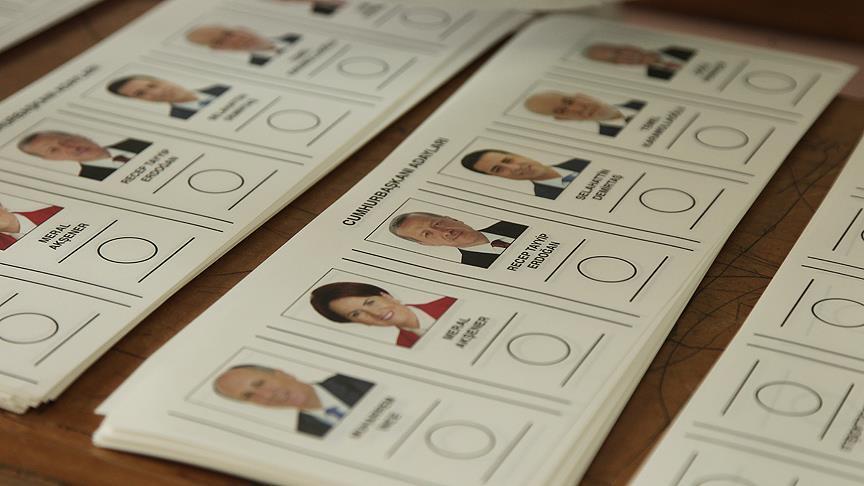 صورة الانتخابات الرئاسية والبرلمانية التركية تبدأ
