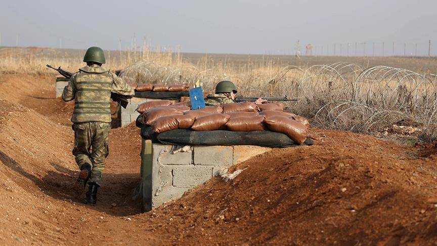 """صورة تفاهم عسكري تركي أمريكي على خطة لتنفيذ اتفاق """"منبج"""""""