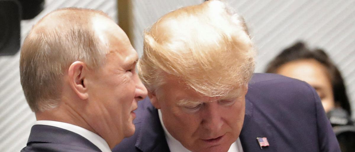صورة تفاصيل صفقة بوتين-ترامب حول سوريا