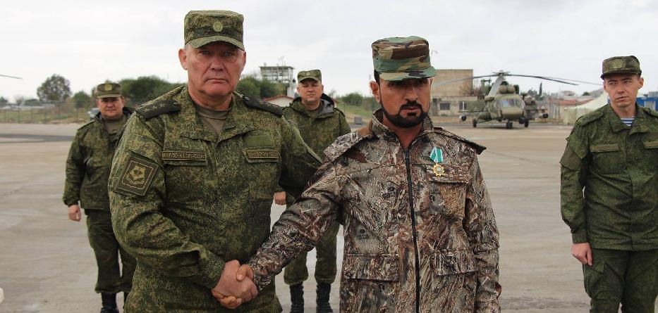 """صورة درعا..""""العودة والنمر"""" يشكلان جيش موحداً"""