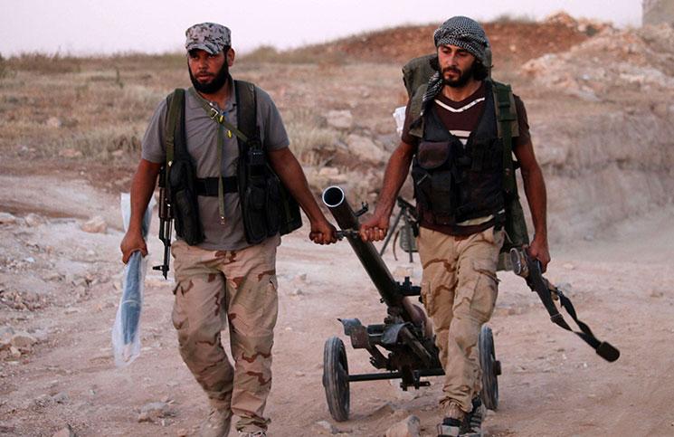 صورة مصير إدلب.. أردوغان وبوتين والأسد