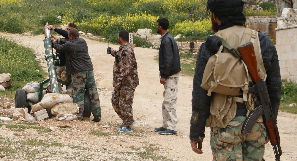 صورة درعا.. 45 قتيلا للنظام على جبهة واحدة