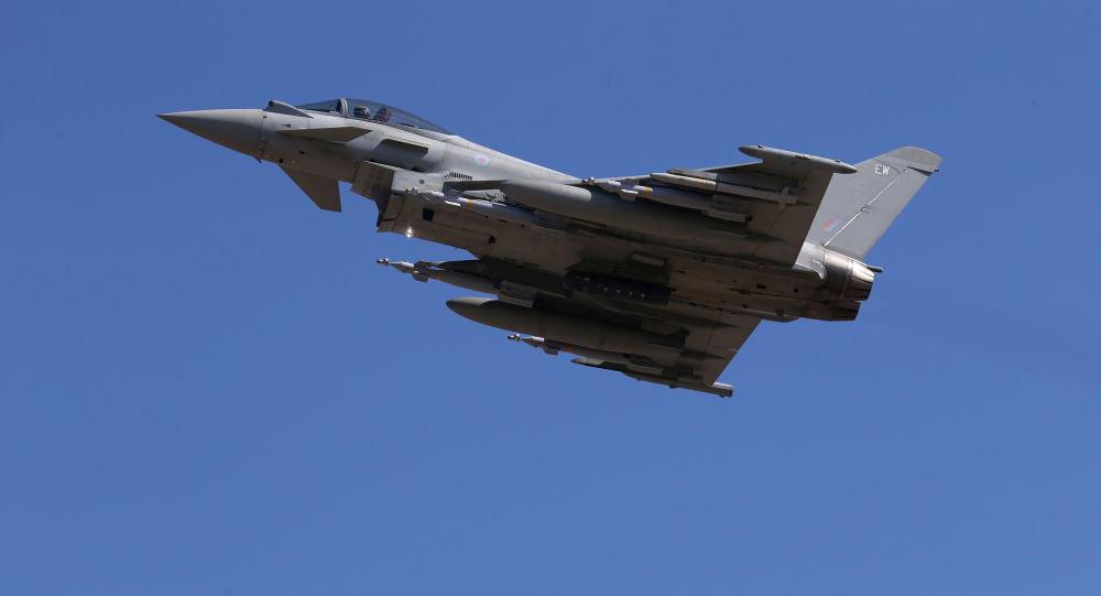 """صورة الدوحة تطلب قرضا بمليارات الدولارات لشراء مقاتلات """"تايفون"""""""
