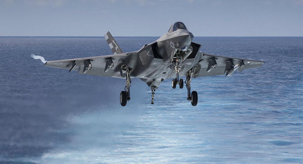 """صورة الدفاع الأمريكي: تركيا قادرة على إيقاف إنتاجنا """"أف 35""""..كيف؟"""