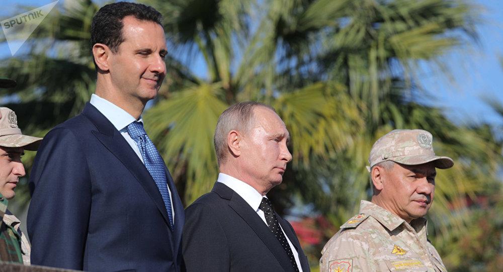 صورة هل أصبح بوتين القائد الخالد في سوريا؟