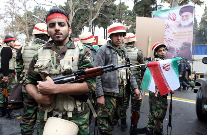 صورة إيران: لن نغادر سوريا